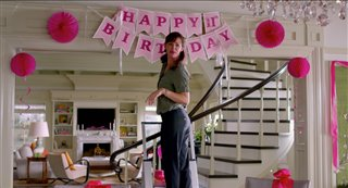 "Nine Lives movie clip ""Happy Birthday"" video"
