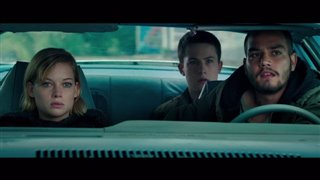 "Don't Breathe movie clip - ""Blind Not Saint"" video"