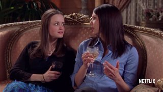 "Gilmore Girls featurette - ""We're Back"" video"