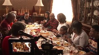 "Almost Christmas Featurette - ""Table Manners"" video"