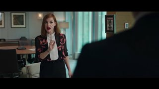 """Miss Sloane Movie Clip - """"I Don't Remember You Caring"""" video"""