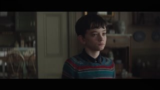 "A Monster Calls Movie Clip - Don't Touch Anything"" Video Thumbnail"
