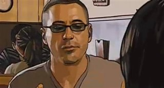 A SCANNER DARKLY Trailer Video Thumbnail