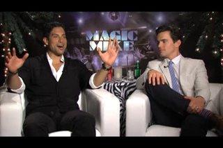 adam-rodriguez-matt-bomer-magic-mike Video Thumbnail