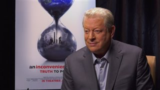 al-gore-interview-an-incovenient-sequel-truth-to-power Video Thumbnail