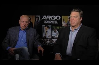Alan Arkin & John Goodman (Argo)- Interview Video Thumbnail