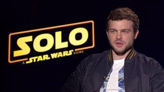 Alden Ehrenreich Interview - Solo: A Star Wars Story Video Thumbnail