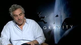 Alfonso Cuarón (Gravity)- Interview Video Thumbnail