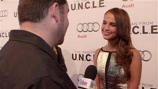 alicia-vikander-the-man-from-uncle-red-carpet Video Thumbnail