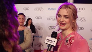 alison-sudol-fantastic-beasts-and-where-to-find-them-red-carpet-interview Video Thumbnail