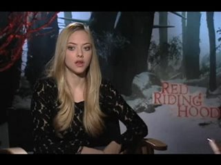 Amanda Seyfried (Red Riding Hood)- Interview Video Thumbnail