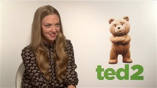 Amanda Seyfried Interview - Ted 2 Video Thumbnail
