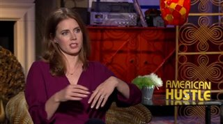 Amy Adams (American Hustle) - Interview Video Thumbnail