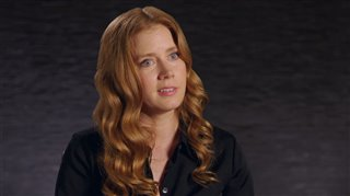 Amy Adams Interview - Arrival Video Thumbnail