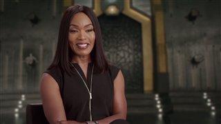 Angela Bassett Interview - Black Panther Video Thumbnail