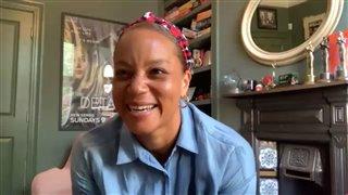Angela Griffin talks 'Isolation Stories'- Interview Video Thumbnail