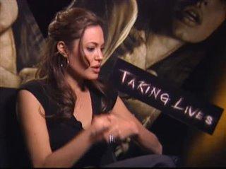 ANGELINA JOLIE- Interview Video Thumbnail