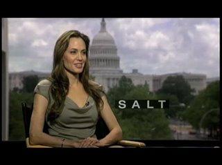 Angelina Jolie (Salt)- Interview Video Thumbnail