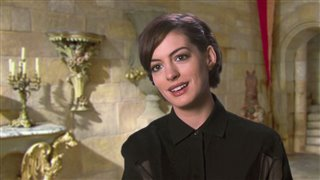 anne-hathaway-interview-alice-through-the-looking-glass Video Thumbnail