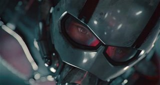 Ant-Man Trailer Video Thumbnail
