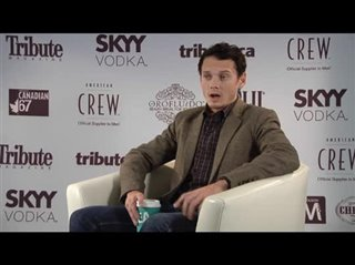 Anton Yelchin (Like Crazy)- Interview Video Thumbnail
