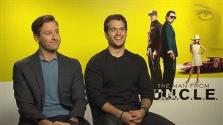 armie-hammer-henry-cavill-the-man-from-uncle Video Thumbnail