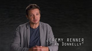 "Arrival Featurette - ""Jeremy Renner as Ian"" Video Thumbnail"