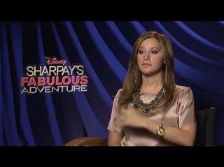 Ashley Tisdale (Sharpay's Fabulous Adventure) - Interview Video Thumbnail