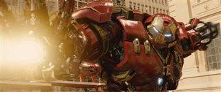 "Avengers: Age of Ultron movie clip - ""Hulkbuster"" Video Thumbnail"