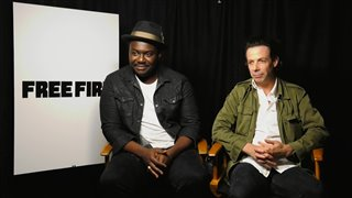 babou-ceesay-noah-taylor-interview-free-fire Video Thumbnail