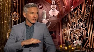 Baz Luhrmann (The Great Gatsby)- Interview Video Thumbnail