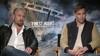 ben-foster-chris-pine-the-finest-hours Video Thumbnail