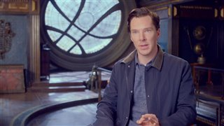 Benedict Cumberbatch Interview - Doctor Strange Video Thumbnail
