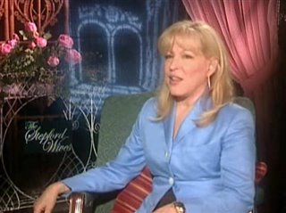 BETTE MIDLER - THE STEPFORD WIVES- Interview Video Thumbnail