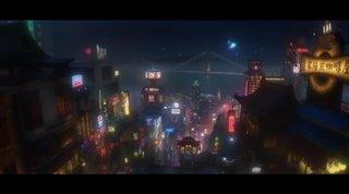 Big Hero 6 - First Look Footage Video Thumbnail