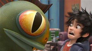 "Big Hero 6 movie clip - ""Meet the Team - Fred"" Video Thumbnail"