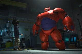 Big Hero 6 New York Comic Con Sizzle Video Thumbnail