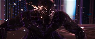 """Black Panther  Movie Clip - """"Kinetic Energy"""" Video Thumbnail"""