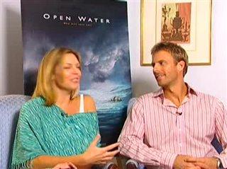 BLANCHARD RYAN & DANIEL TRAVIS - OPEN WATER- Interview Video Thumbnail