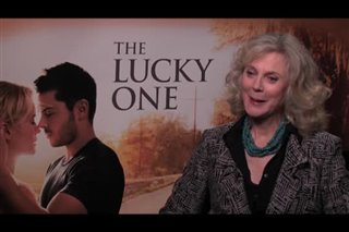 blythe-danner-the-lucky-one Video Thumbnail