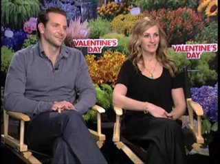 Bradley Cooper & Julia Roberts (Valentine's Day) - Interview Video Thumbnail