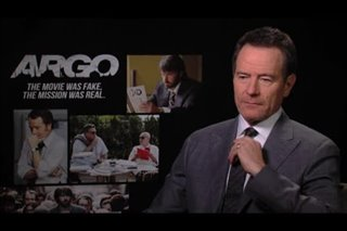Bryan Cranston (Argo)- Interview Video Thumbnail