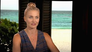 CameronDiaz_TheOtherWoman- Interview Video Thumbnail