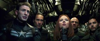 Captain America: The Winter Soldier - Extended Clip Video Thumbnail