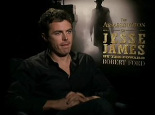 Casey Affleck (The Assassination of Jesse James by The Coward Robert Ford)- Interview Video Thumbnail