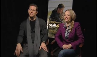Channing Tatum & Amanda Seyfried (Dear John)- Interview Video Thumbnail
