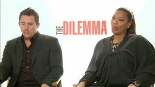 Channing Tatum & Queen Latifah (The Dilemma)- Interview Video Thumbnail