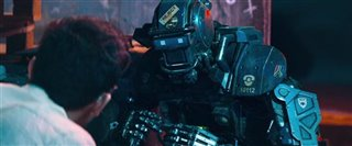Chappie Trailer Video Thumbnail