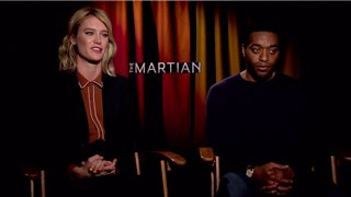 chiwetel-ejiofor-mackenzie-davis-the-martian Video Thumbnail