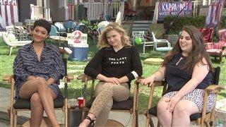 Chloë Grace Moretz, Kiersey Clemons & Beanie Feldstein Interview - Neighbors 2: Sorority Rising Video Thumbnail